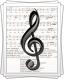 Ноты для песни «Көзге моңнар»