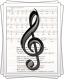 Ноты для песни «Тәвәкәллә»