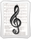 Ноты для песни «Йөрмә шаян елмаеп»