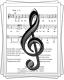 Ноты для песни «Таулар биек»