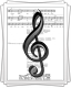 Ноты для песни «Шәл бәйләдем»
