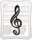 Ноты для песни «Көн саен»