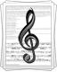 Ноты для песни «Абдрахман»