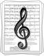 Ноты для песни «Уйнат гармуннарыңны»