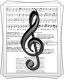 Ноты для песни «Бөрҗән егетләре»