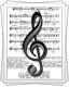 Ноты для песни «Багалмам»